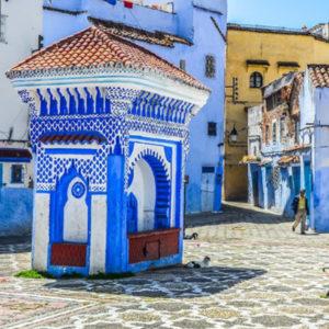 Voyage au Maroc sur les pas de Delacroix.
